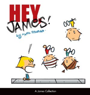Book / Hey James! By Mark Tonra